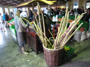 La Palma-Boerenmarkt Puntagorda(rietsuiker)-Mercadillo-El Fayal