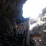 La Palma-El Tablado-Lange Wandeling naar strand-Eng trappetje