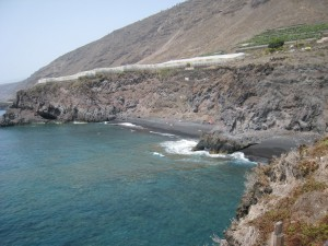La Palma - Playas La Zamora