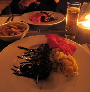 La Palma - Restaurant Azul