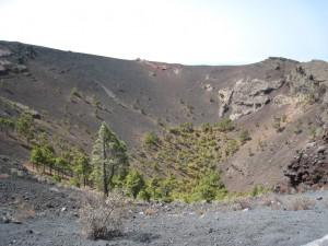 La Palma-San Antonio vulkaan