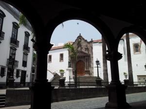 La Palma-Santa Cruz-Hoofdplein