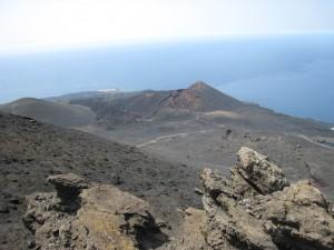 La Palma - Teneguia vulkaan en zoutmijnen