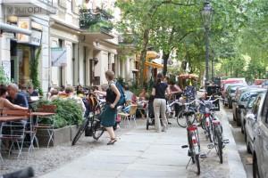 Berlijn-Kollwitzplatz