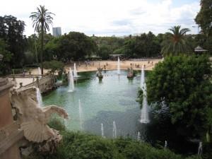 Barcelona Parc de la Ciutadella