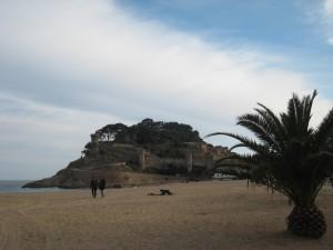 Barcelona Uitstapje naar kasteel van Tossa de Mar