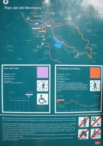 Barcelona uitstapje naar Montseny natuurpark: wandeling