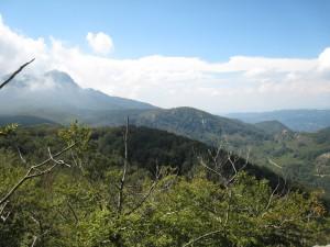 Barcelona uitstapje - wandeling in het Montseny natuurpark